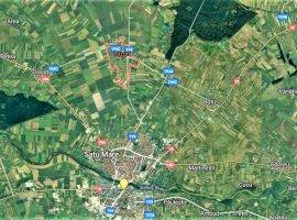 Teren intravilan 846 mp, Lazuri - Satu Mare