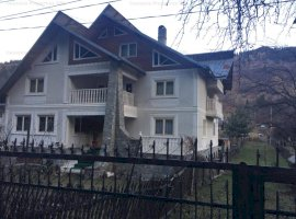 teren 859 mp si vila D+P+1+M situata in intravilan sat Madei, jud Neamt