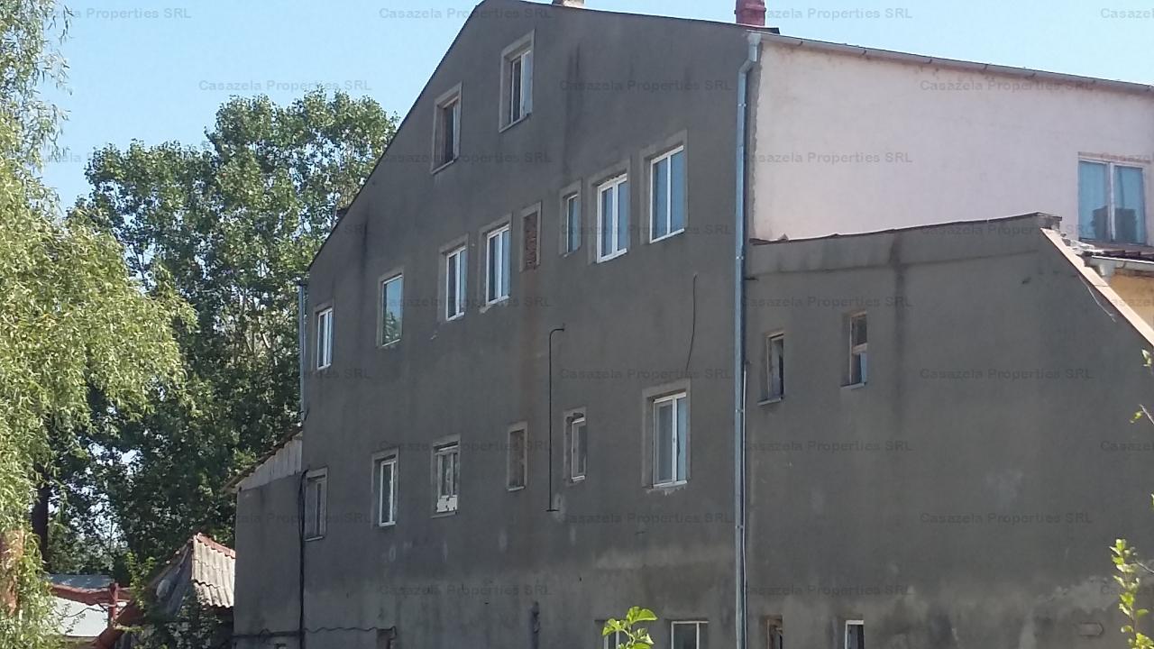 Spatiu industrial comuna Vulturu, jud. Vrancea