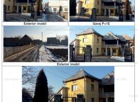 Casa si garaj cu teren 572 mp in Vicovu de sus, jud Suceava