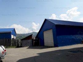 Hala auto -  atelier vopsitorie, Rodna, Bistrita Nasaud