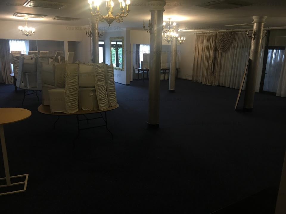 Pensiune si salon de evenimente de vanzare, zona Ostroveni, Ramnicu Valcea