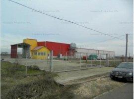 Vanzare platforma industriala cu teren de 89.190 mp - Nuntasi, jud. Constanta