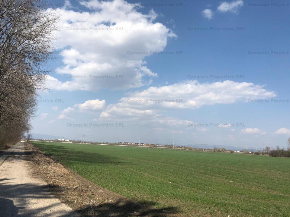 Teren intravilam, 45,500mp, zona Rulmentul - Coresi, Brasov