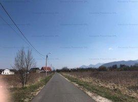 Teren intravilan, 42,491mp, zona Bartolomeu, Brasov