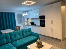 Apartament modern 3 camere Cartier City Residence