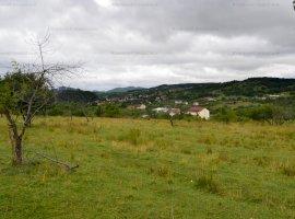 Parcela teren Cisnadioara 528 mp