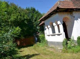 Casa cu teren de 11.000mp in satul Corbi