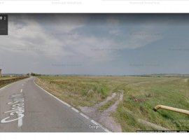 Teren 10.000 mp strada Calea Surii Mici langa noul Spital