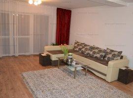 Apartament 3 camere etaj 1 + curte privata zona Brana Selimbar