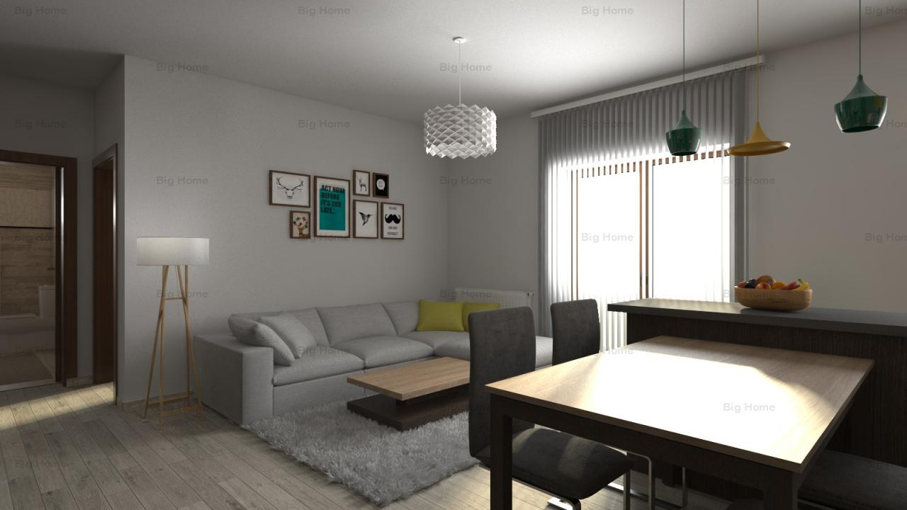 Apartamente noi  3 camere