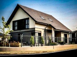 Vila Munchen STANDARD, 5 camere, curte 500 mp, GARTEN RESIDENZ, Ploiesti/Strejnicu