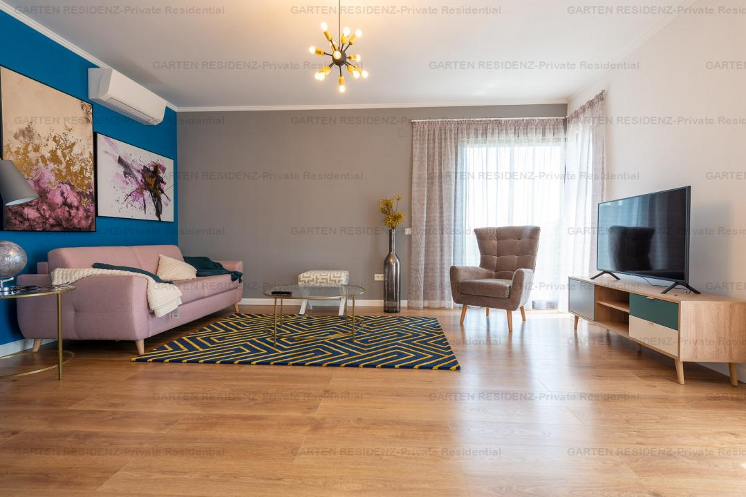 Vila Munchen PREMIUM, 5 camere, curte 930 mp, GARTEN RESIDENZ, Ploiesti/Strejnicu