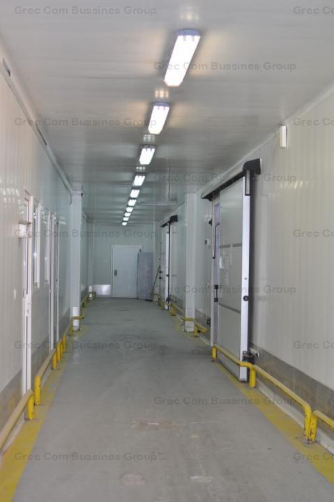 Inchiriere hale depozitare, legume,fructe, parcare tir, materiale constructii zona Glina
