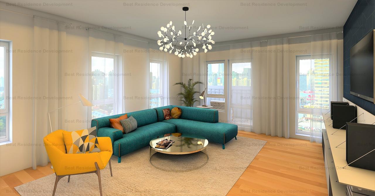Apartament 4 camere, curte 120 de mp in zona Baneasa