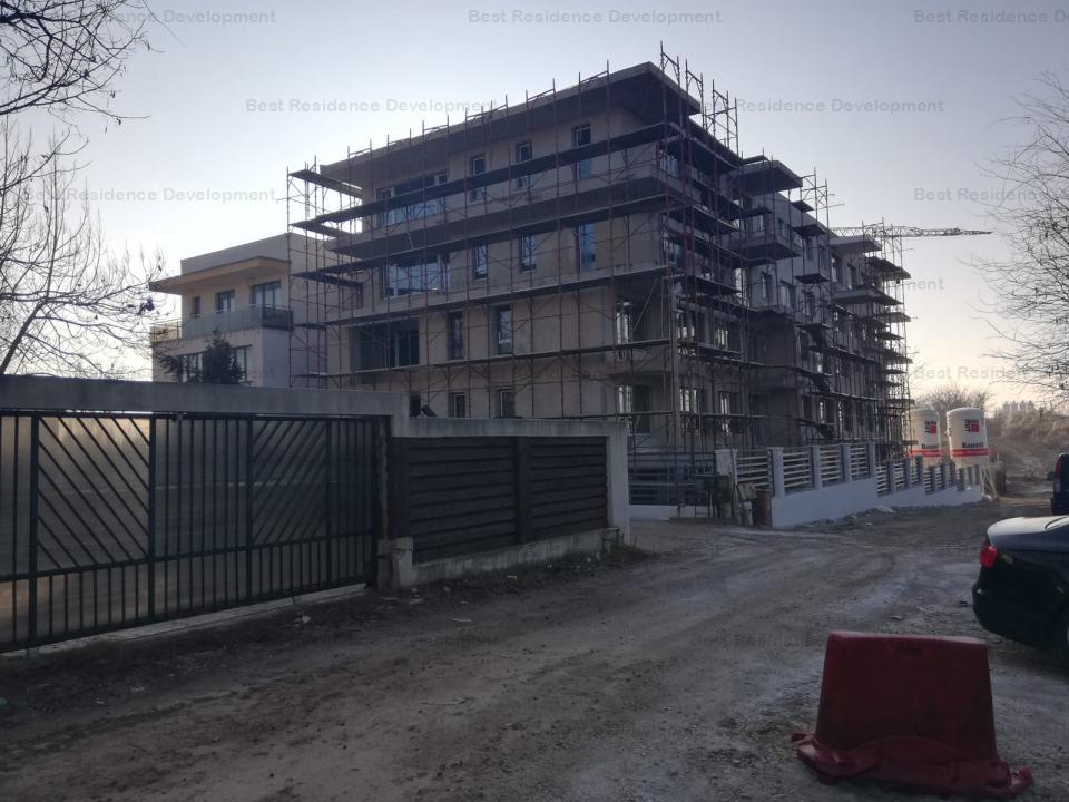 Ocazie unica!!! Apartament 4 camere si curte de 105mp in zona Pipera/Baneasa