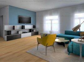 Apartament4 camere in zona Pipera