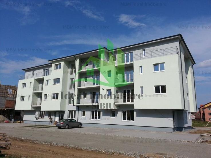 Apartament cu 2 camere, in Selimbar