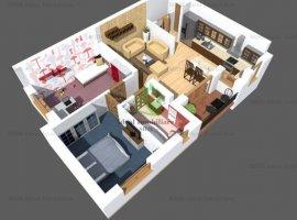 Apartament de 3 camere in Selimbar, Sibiu