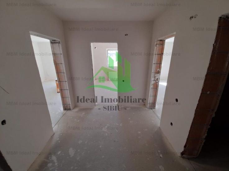 Apartament cu 2 camere in Calea Cisnadiei - direct de la Dezvoltator