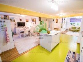 Apartament 3 camere lux cu gradina - Comision 0%