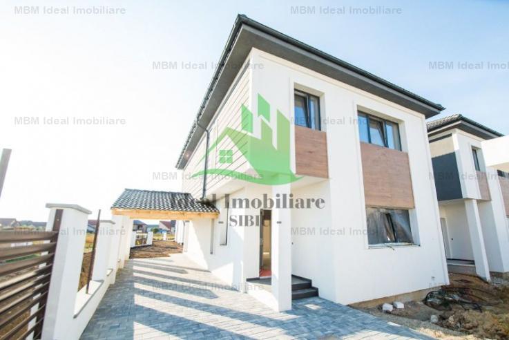 Casa Individuala si Carport in Selimbar