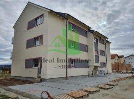 Apartament cu 3 camere si balcon in Selimbar