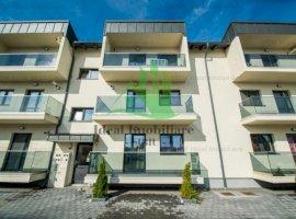 Apartament cu 3 camere si balcon in zona Dedeman