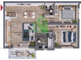 Apartament cu 3 camere si pod LA CHEIE in Selimbar