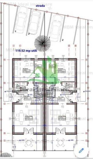 Casa Tip Duplex in zona Selimbar