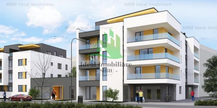 Apartament in ansamblul rezidential Amazonia Luxury,  zona Piata Cluj