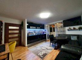 Apartament cu 3 camere, loc de parcare si gradina in Sibiu