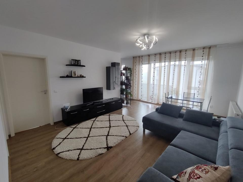 Apartament 3 camere, 68 mp utili, 2 locuri de parcare pe strada Doamna Stanca, in Sibiu