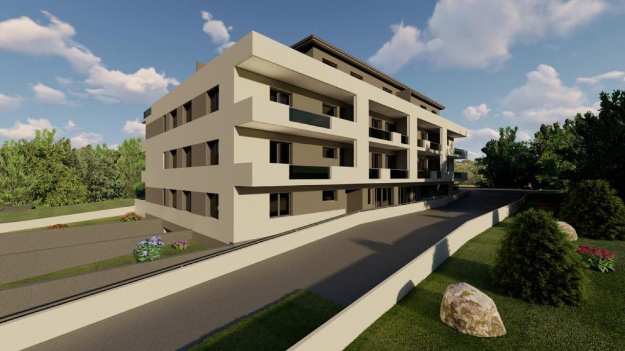 Apartament cu 1 camera etajul 2 Velvet Residence Turnisor