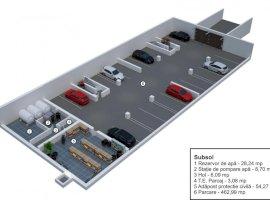 Apartament 3 camere decomandate Velvet Residence Turnisor