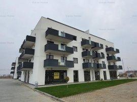 Apartament cu 2 camere 47.3 mp utili de vanzare in Sibiu. Comision 0!