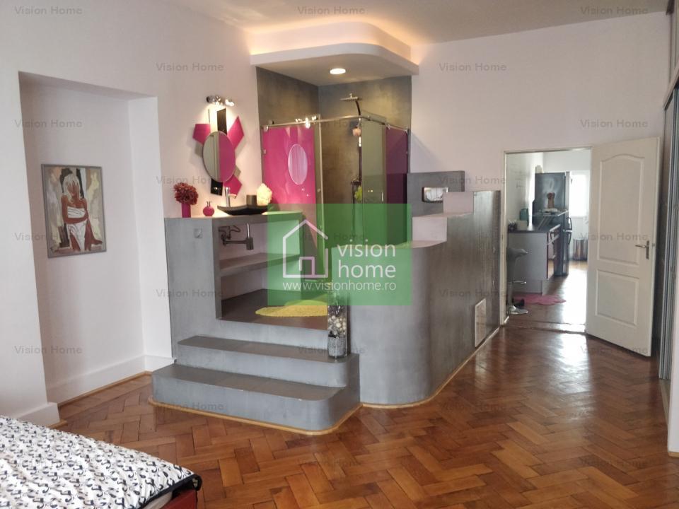 Apartament exclusivist ultracentral cu vedere la Bd N Balcescu