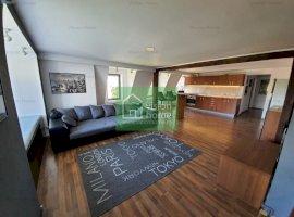 Apartament de 120 mp renovat modern pe Bulevardul Victoriei de inchiriat