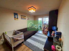 Apartament 3 camere balcon si pivnita de vanzare in Strand Sibiu