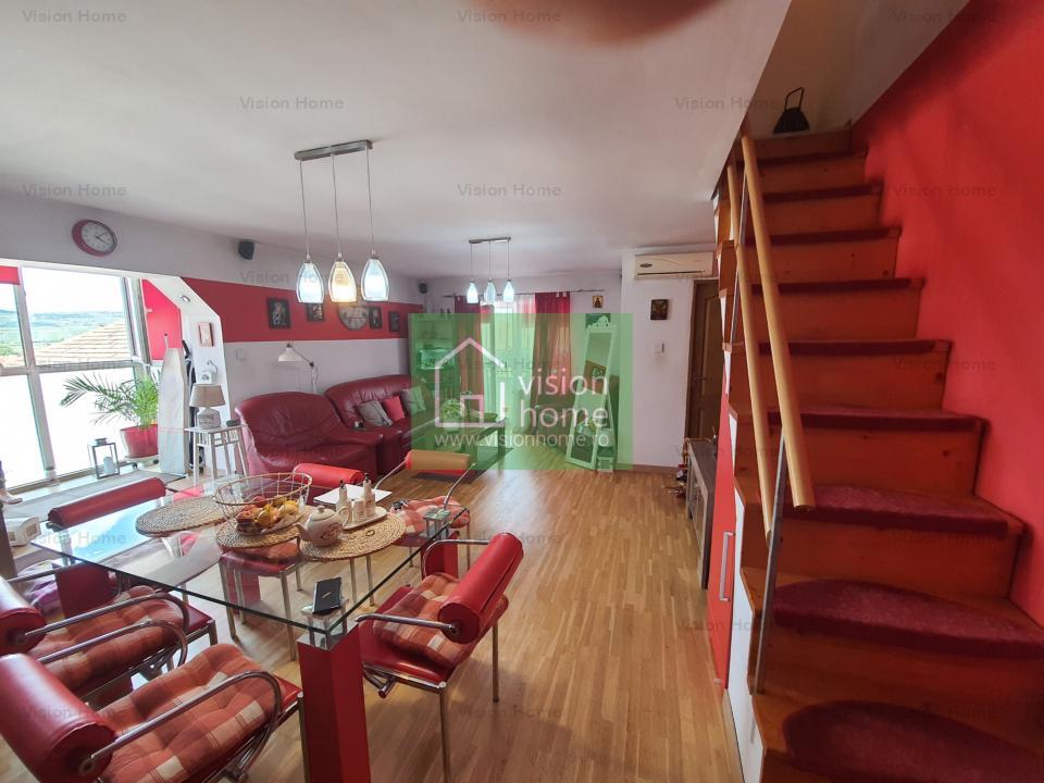 Apartament cu 3 camere  85 mp de vanzare in Terezian Sibiu