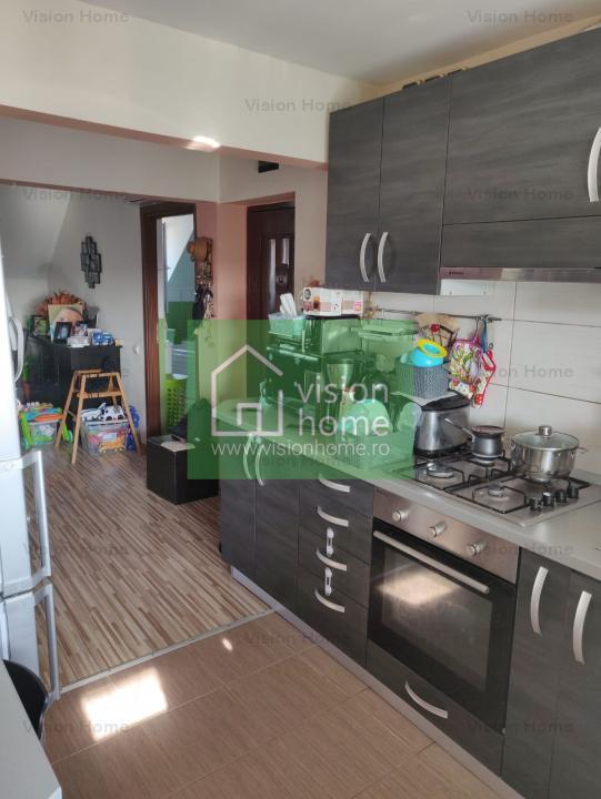 Apartament 2 camere de vanzare in zona Trei Stejari- Promenada Mall Sibiu