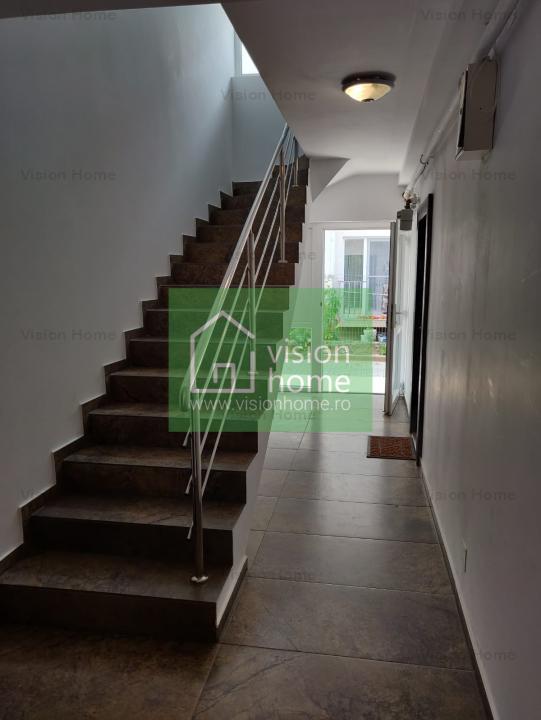 Apartament 2 camere la mansarda cu LOC DE PARCARE, de vanzare pe Calea Cisandiei, Sibiu