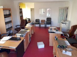 Spatiu de birouri 80 mp pe strada Lunga din Sibiu