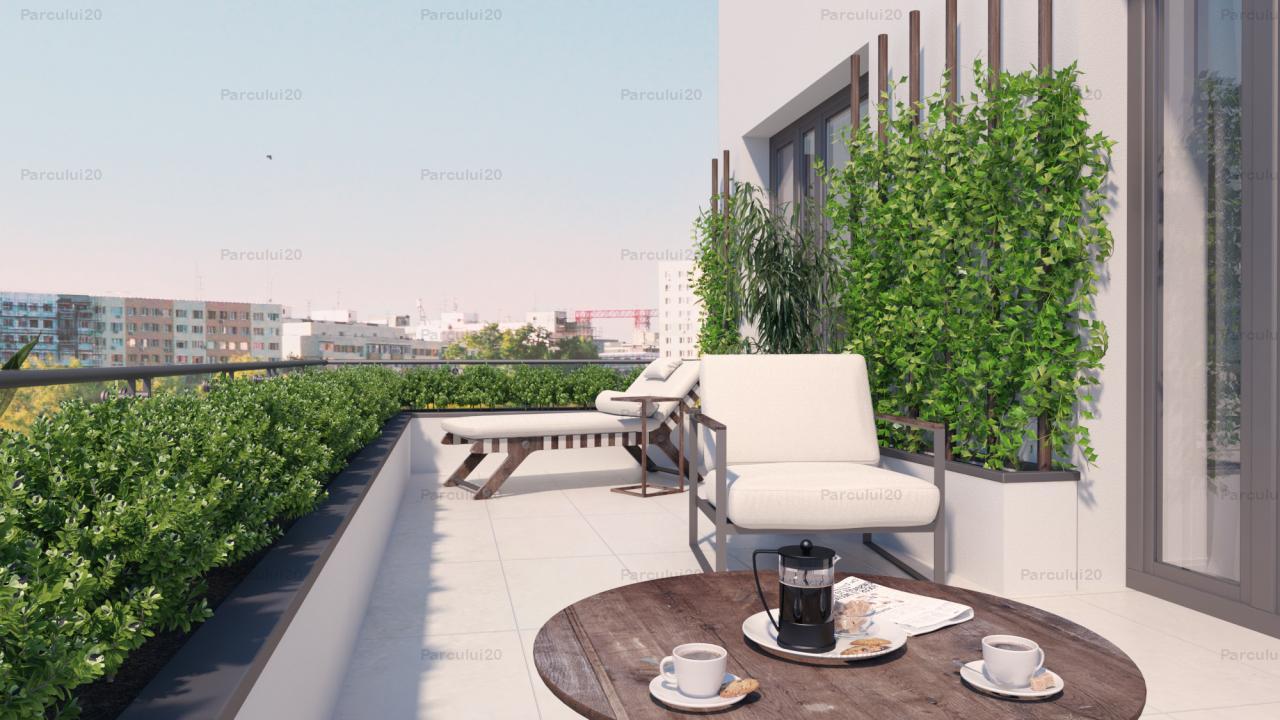 Apartament 5 camere tip Duplex, Smart Home, 2 terase, 3 bai, in Sectorul 1
