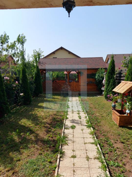 Casa/vila(Duplex),mobilat/utilat - zona Tarlungeni (cartier Izvor)