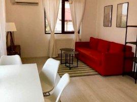 Apartament 2 camere Aviatiei bloc nou cu loc de parcare