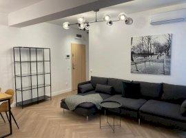Apartament cu 2 camere Victoriei/Banu Manta cu loc de parcare