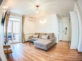 Apartament 2 camere Unirii/Universitate, 1 min metrou, view superp