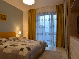 Apartament 2 camere Aviatiei/Pipera bloc nou, loc de parcare