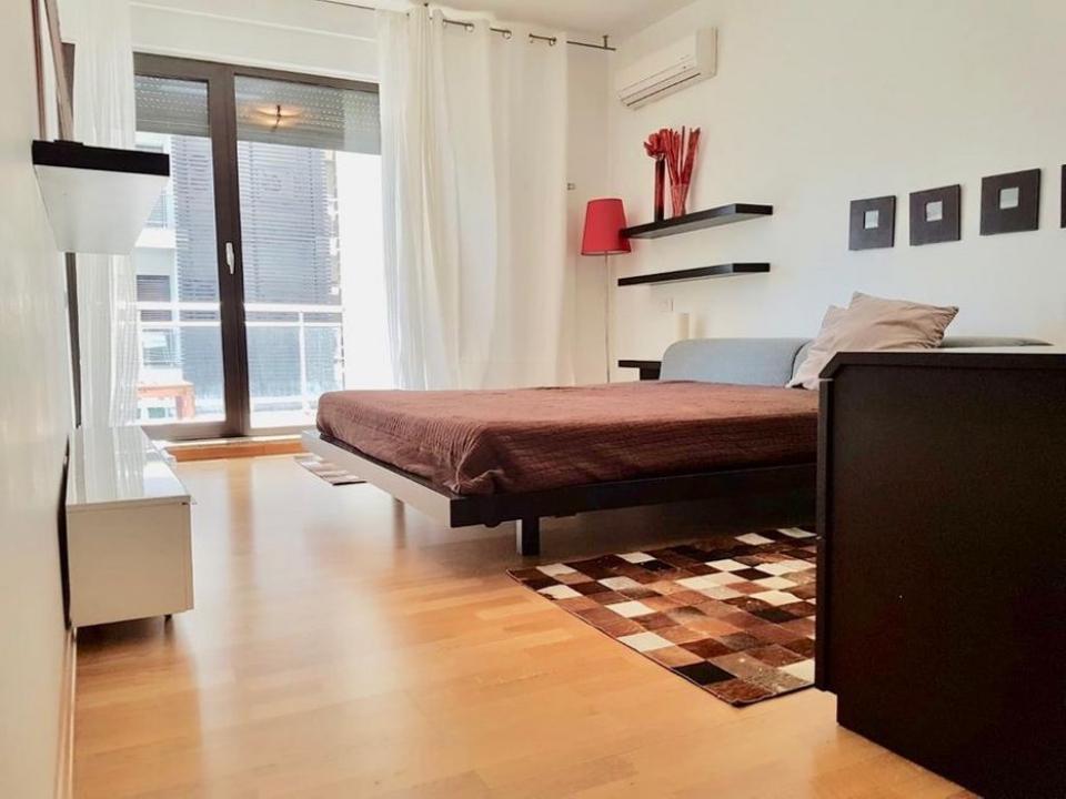 inchiriez apartament 4 camere zona Baneasa Bucuresti